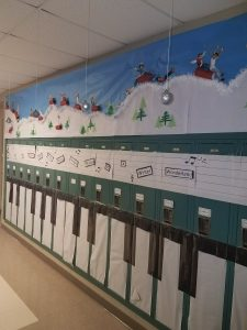 2017 Holiday Hallway Decorating Contest Written By Shannan