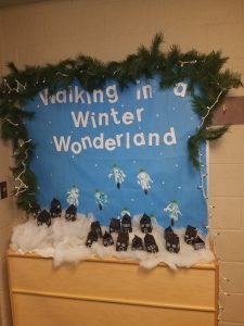 2017 Holiday Hallway Decorating Contest Written By