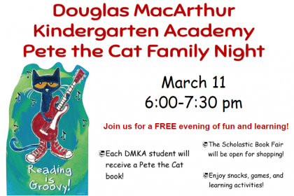 pete the cat night