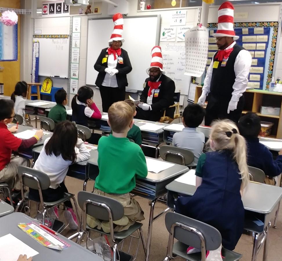 Dr  Seuss – Read Across America | Douglas MacArthur Elementary School