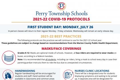 2021-22 COVID-19 Protocols