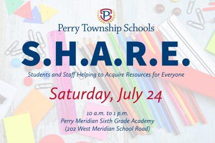 S.H.A.R.E. Event