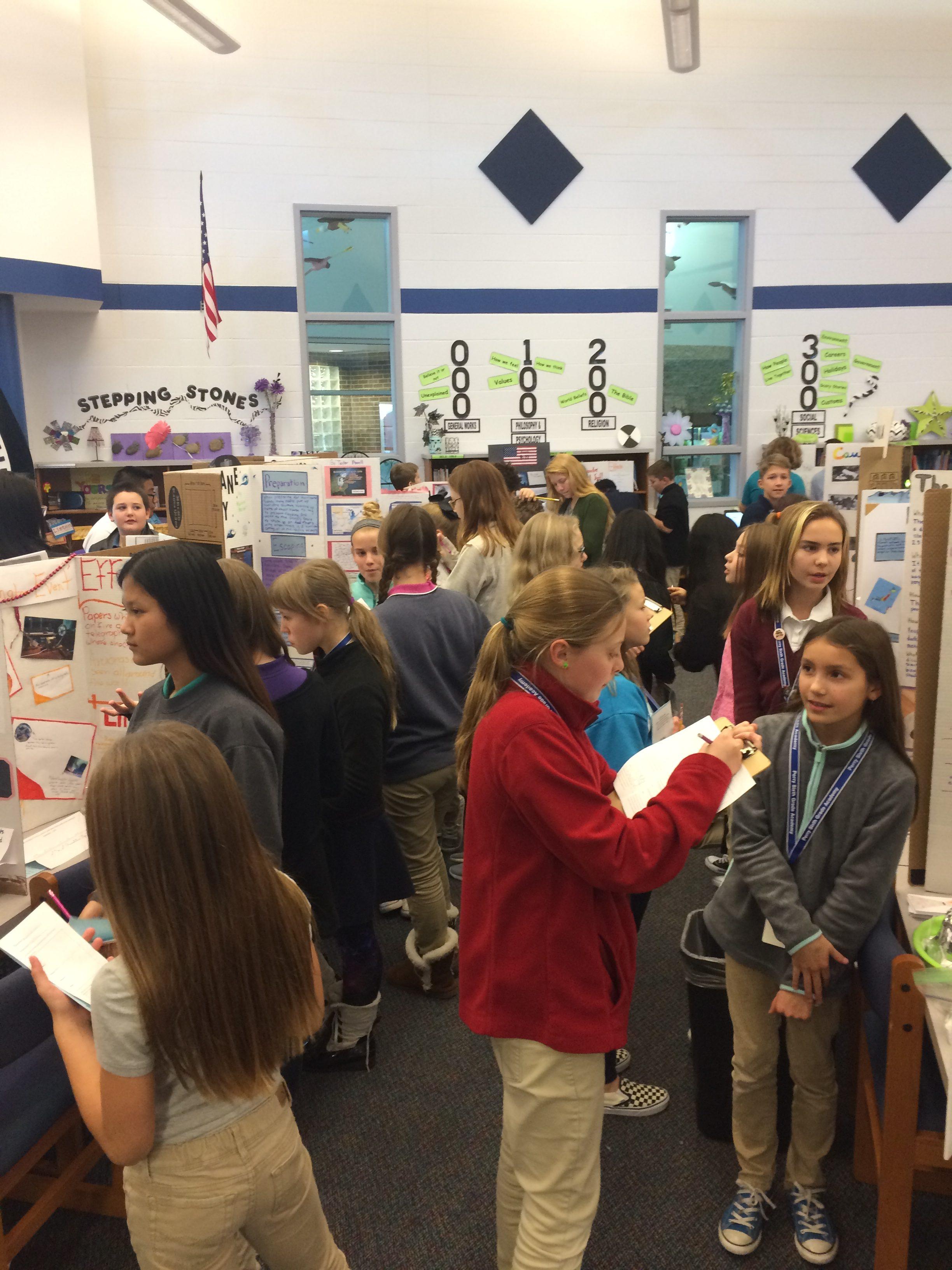 PMA Disaster Fair | Perry Meridian 6th Grade Academy
