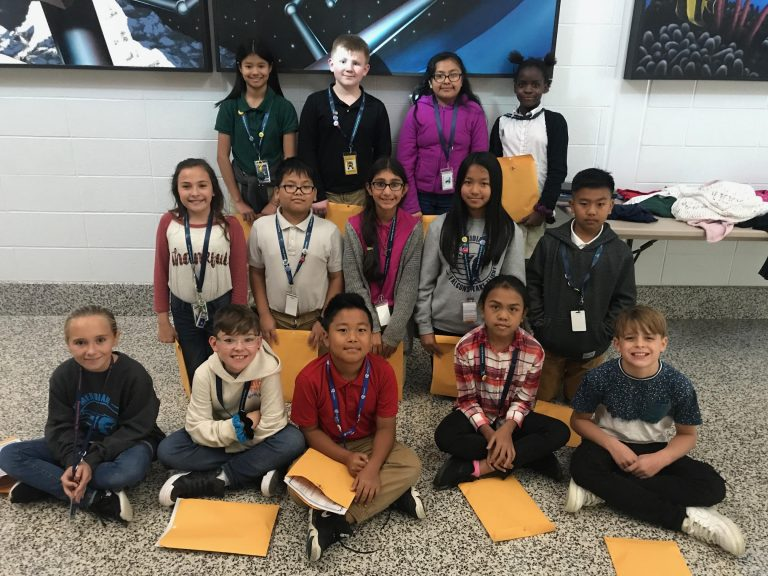 October Students of the Month | Perry Meridian 6th Grade ...