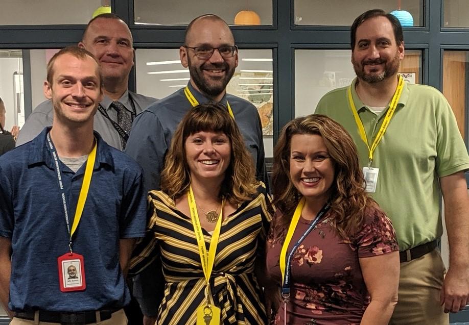 Team 21 staff leaders