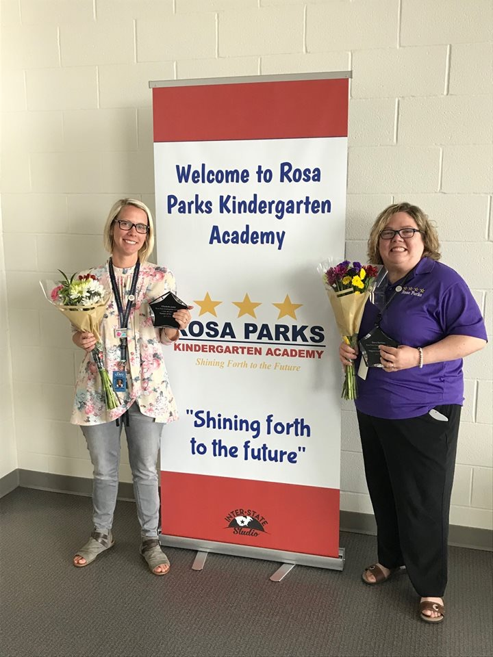 Rpka Teacher And Support Staff Of The Year Rosa Parks