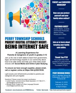 Parental Digital Literacy Nights Perry Meridian Middle ...