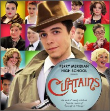 "PMHS Presents ""Curtains"""