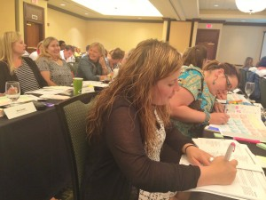 GV Teachers Attend Smekens Conference