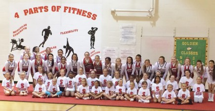 Southport Cheer Clinic