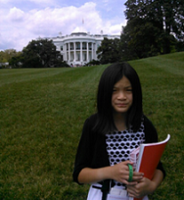 JGE Junior Chef Invited to the White House