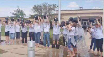 MB's Ice Bucket Challenge