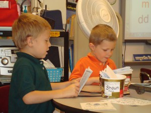 Sight Word Books at ALE