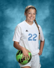 MaxPreps/National Soccer Coaches Association of America state of Indiana Player of the Week!
