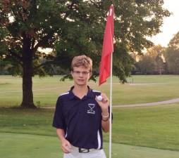 Corey Miller Gets Hole-in-One!