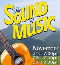 """The Sound of Music"" at SHS"