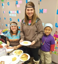 A Native American Breakfast at ALE