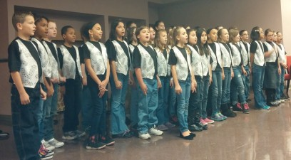 CY Singing Lions Perform for City of Southport