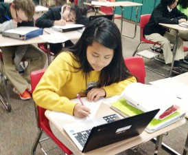 SMS Students Write Horror Stories!