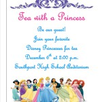 Tea with a Princess