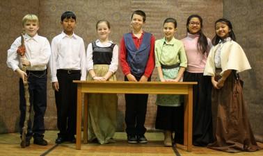 HB 5th Grade Musical