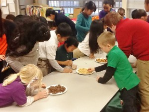 100th Day of School Celebration at ALE
