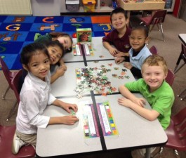 100th Day of School in Mrs. Fuhrmann's Class at DM