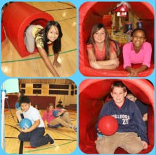The Heart Challenge Course at DM