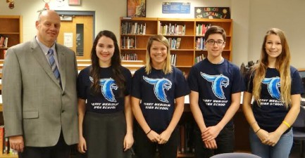 PMHS Students of the Month