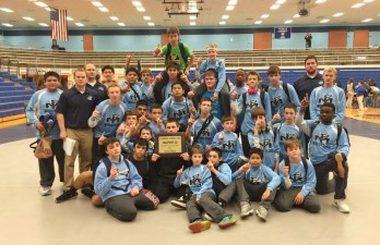 Congratulations PMMS Wrestlers!