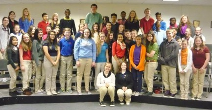 ISSMA Vocal All-State Competition