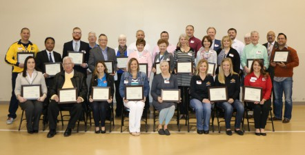 Community Partnership Recognition at PTEC
