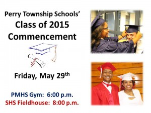 Class of 2015 Commencement