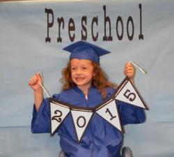 Developmental Preschool Graduation