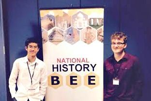 National History Bee Competitors