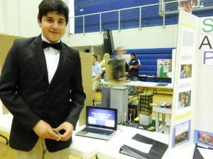 PMMS 8th Grade ROAD Showcase a Success