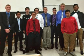 SHS Civil Engineering and Architecture Class Final Project Presentations