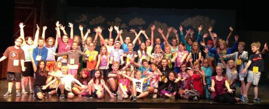 Perry Youth Theatre 2015