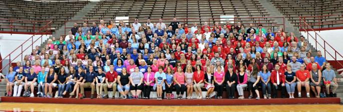Staff Alumni