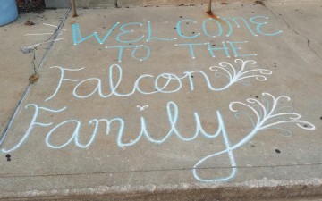 Welcome Back Falcons!