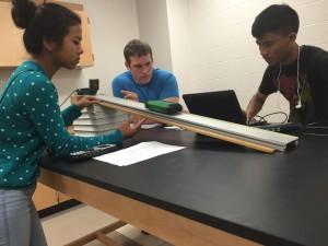 SHS AP physics C Galileo Lab
