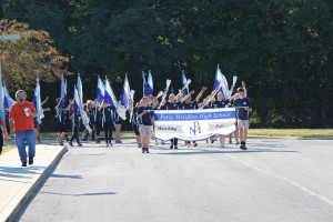 PMHS Homecoming Parade 2015 002