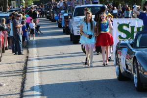 PMHS Homecoming Parade 2015 021