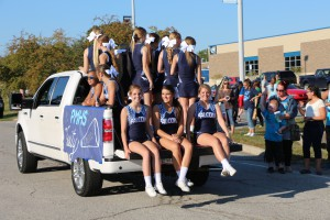 PMHS Homecoming Parade 2015 025