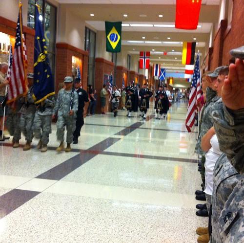 Honoring Americas Heroes