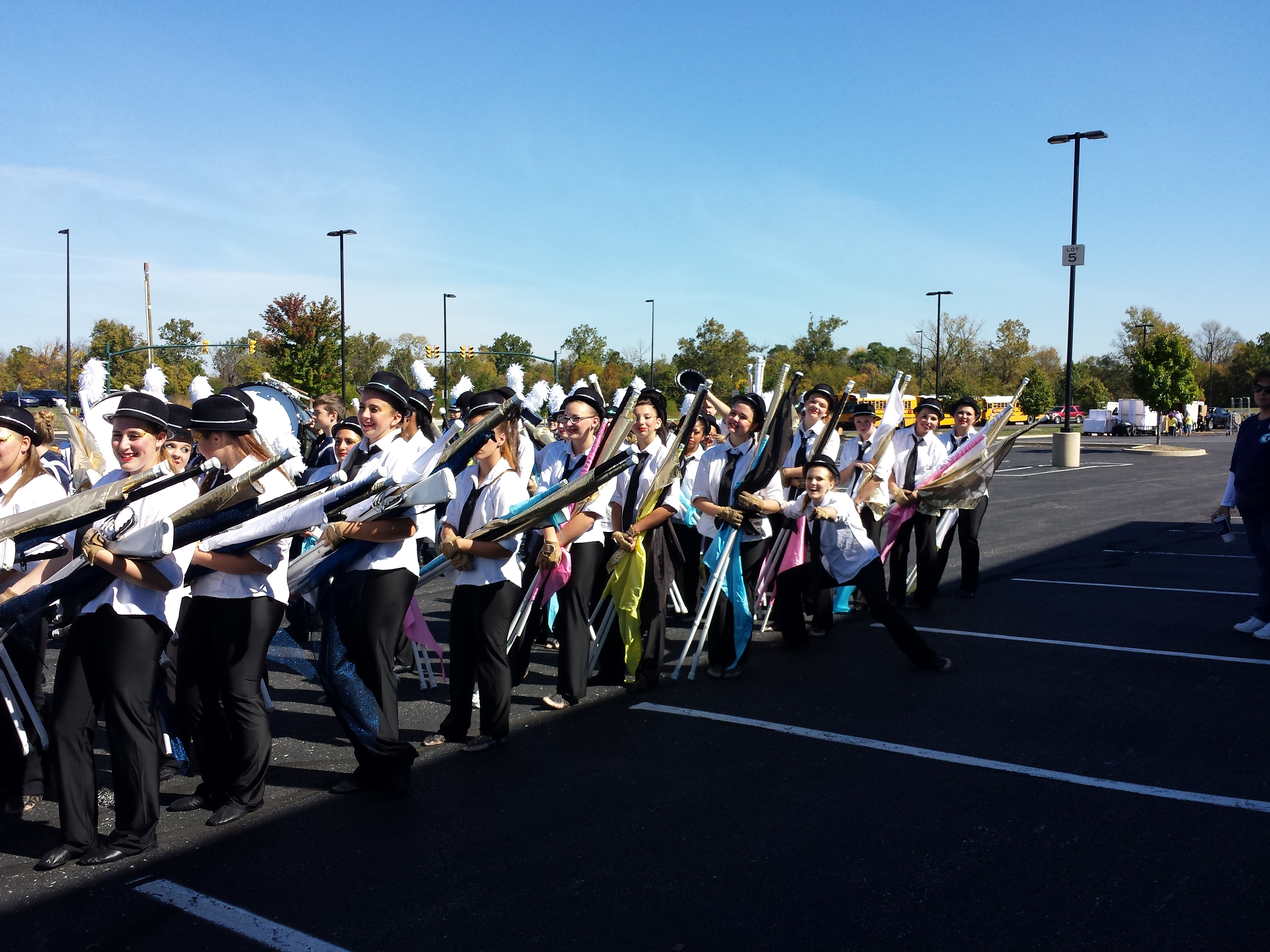 perry meridian band