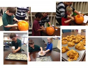 Carving and Baking