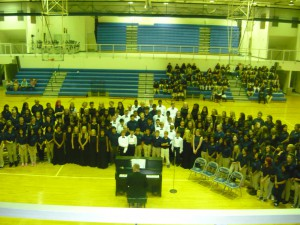 Pmms Largest Choral Performance Ever