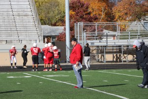 SHS Football Practice for WC Sectional 10-29 019