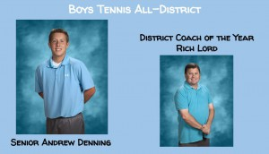 Tennis All-District